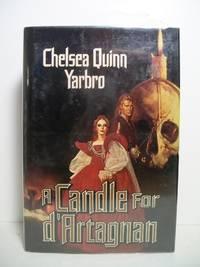 A Candle for D'Artagnan: An Historical Horror Novel (Atta Olivia Clemens No 3)