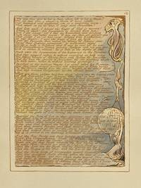 Individual Facsimile Prints from the Trianon Press; Jerusalem, Sterling Copy E, plate 12 by  William Blake - from Archives Fine Books  (SKU: 1188)