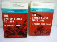 The United States to 1865 and The United States Since 1865, two-volume boxed set