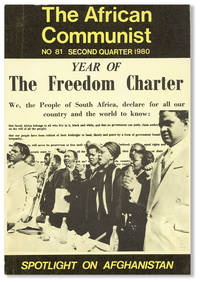 image of The African Communist (Quarterly). No. 81 - Second Quarter 1980