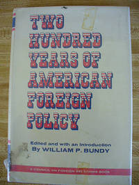 Two Hundred Years of American Foreign Policy