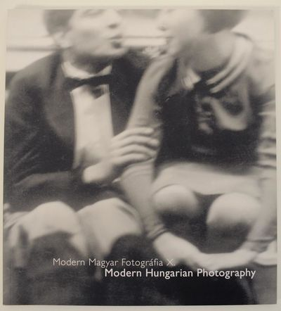 Budapest: Vintage Galeria, 2003. First edition. Softcover. Text in English and Hungarian. Includes 6...