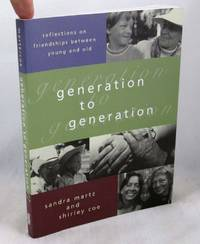 Generation to Generation: Reflections on Friendships Between Young and Old