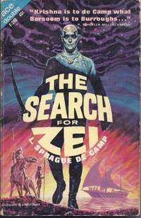 THE SEARCH FOR ZEI / THE HAND OF ZEI