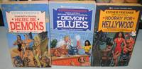 "Demon:  vol one - Here Be Demons; vol two - Demon Blues; vol three - Hooray for Hellywood; -(complete 3 book series of ""Demon"")-"