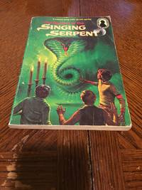 The Mystery of the Singing Serpent Alfred Hitchock & The Three Investigators #17