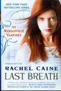 image of Last Breath (Morganville Vampires, Book 10)