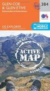 Glen Coe (OS Explorer Active Map) by Ordnance Survey - 2015-09-16 - from Books Express and Biblio.com
