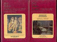 Surrey: Art Sales Index Ltd, 1986. Hardcover. Fine. 1986 edition. Two volumes. Bookseller label on t...