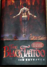 The Black Tattoo by Sam Enthoven (2006, Hardcover)1ST.EDITION/1ST PRINT/W.POSTER