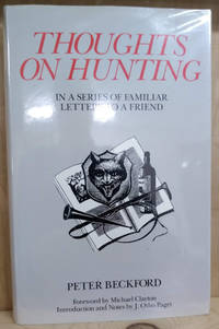 image of Thoughts on Hunting:  In a Series of Familiar Letters to a Friend