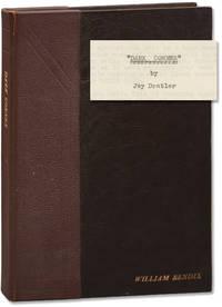 image of [The] Dark Corner (Original screenplay for the 1946 film, presentation copy belonging to William Bendix)