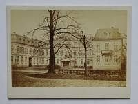 Albumen Photograph. View of an Unknown Large French(?) Chateau.