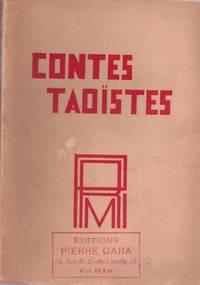 Contes taoistes ( dédicacé )