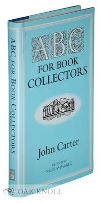 ABC FOR BOOK COLLECTORS. 7TH ED. (U.S.)