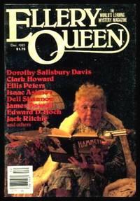 image of ELLERY QUEEN'S MYSTERY - Volume 82, number 7 - December 1983