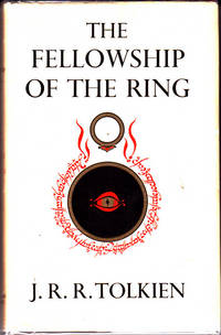 The Lord of the Rings - Trilogy *The Fellowship of the Ring,  *The Two Towers,  *The Return of the King - 3 Volumes with Dust Jackets