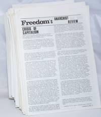 Freedom's Anarchist Review / Freedom: Anarchist Review [133 issues]
