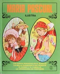 image of Maria Pascual Ilustra: Autoros Famosos Tomo 5