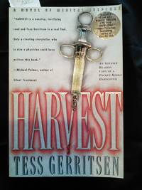 Harvest First Ed. ARC Paperback