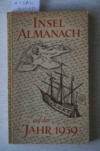 Insel-almanach Auf Das Jahr 1939