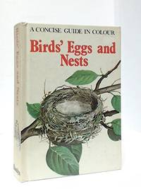 Birds' Eggs and Nests (Concise Guides in Colour) by  Jan Hanzak - Hardcover - from World of Books Ltd (SKU: GOR000865195)