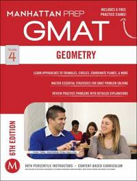 Geometry by Manhattan Prep Staff - 2014