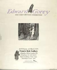 image of Edward Gorey: The First British Exhibition
