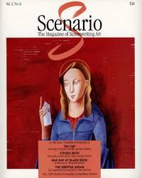 Scenario. The Magazine of Screenwriting Art.