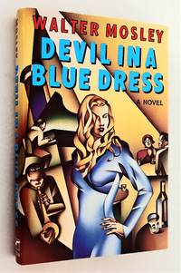 image of Devil in a Blue Dress [1st State Dust jacket]