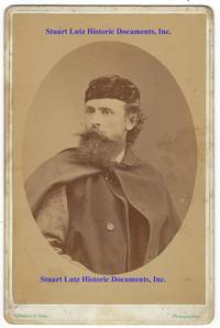 A Peter Moran Signed Cabinet Card