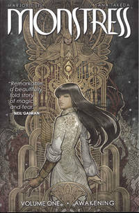 Monstress: Volume 1 - Awakening by Marjorie Liu - Paperback - 4th Printing - 2019 - from Bookmarc's and Biblio.com
