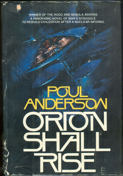 ORION SHALL RISE, Anderson, Poul