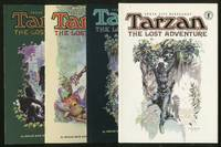 image of Tarzan: The Lost Adventure And John Carter of Mars Volume I Number 1-4 1995