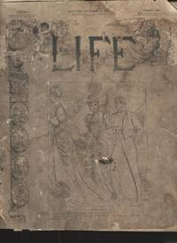 image of Life Magazine, September 26, 1907 Volume L, Number 1300