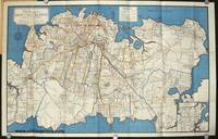 Whitcombe's New Revised Map of Auckland City and Suburbs with Postal Districts & Complete Street Index. Map title: Whitcombe's Map of Auckland City and Suburbs.