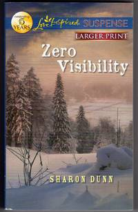 image of Zero Visibility (Love Inspired Large Print Suspense)