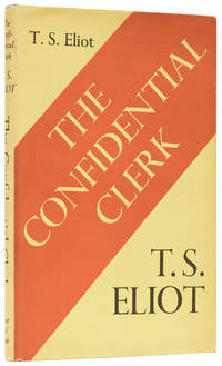 The Confidential Clerk. A Play