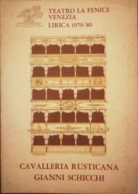 image of Cavalleria rusticana - Gianni Schicchi