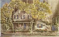 The Nationally Famous Pirates House, Savannah, GA, unused Postcard