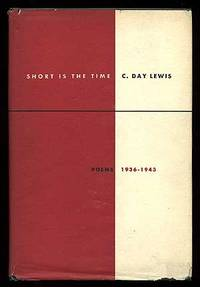 New York: Oxford University Press, 1945. Hardcover. Fine/Very Good. First American edition, first ed...
