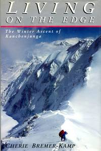 image of Living on the Edge : The Winter Ascent of Kanchejunga