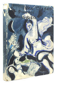 "Drawings for the Bible by  Marc Chagall - First American edition. ""This double number of Verve contai - 1960 - from James Cummins Bookseller and Biblio.com"