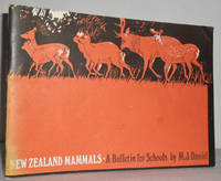 image of New Zealand Mammals : A Bulletin for Schools