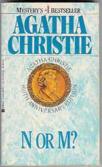 N or M? by  Agatha Christie - Paperback - Thirteenth Printing - 1996 - from Orielis' Books (SKU: 005847)