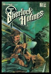 THE ADVENTURE OF THE DANCING MEN - Sherlock Holmes Number 2 - July 1986