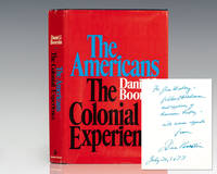 image of The Americans: The Colonial Experience.