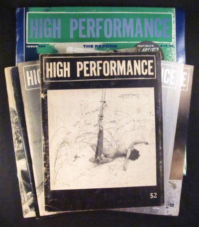 High performance: the performance art...