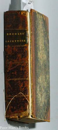 GENERAL GAZETEER OR COMPENDIOUS GEOGRAPHICAL DICTIONARY; ILLUSTRATED WITH  MAPS
