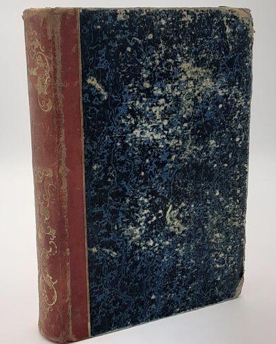 Paris.: Dubochet., 1845. Contemporary quarter red morocco over marbled boards, elaborate gilt spine ...